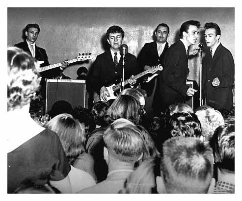 The Doo-Wop Society of Southern California: Dion & the Belmonts 1/24 ... Buddy Holly Electric Guitar